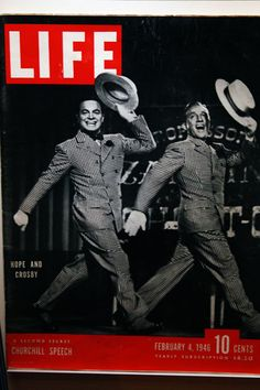 Bob Hope Exhibit at the Gerald R. Ford Museum
