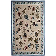 jcp | Flower Patch Washable Rectangular Rug