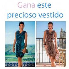 Gana este precioso vestido ^_^ http://www.pintalabios.info/es/sorteos-de-moda/view/es/4881 #ESP #Sorteo #Moda