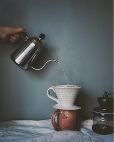 want to make coffee in style with your own #handcrafted #V60 style #coffee #pourover #dripper? of course you do! check it out on @etsy at etsy.me/1Vn6BQf. Beautiful  @bliu07