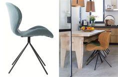 Da, chiar exista acest scaun. Trebuie NEAPARAT sa-l incerci, este extrem, extrem de confortabil si poti opta si pentru o multitudine de culori! OMG! Dining Chairs, Interior, Blue, Furniture, Design, Home Decor, Decoration Home, Room Decor, Design Interiors