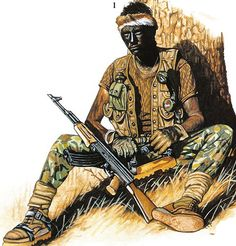 SADF Recce Military Art, Military History, Military Uniforms, West Africa, South Africa, Africa People, Army Day, Military Special Forces, Brothers In Arms