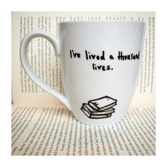 Book Lovers Mug | 19 Gifts For The Book Lover In Your Life