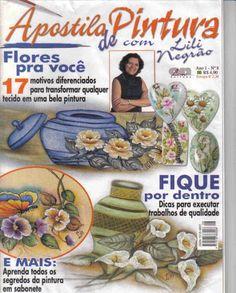 Apostila de Pintura A1 N8 - 082 - Nilza Helena Santiago dos Santos - Álbuns da web do Picasa