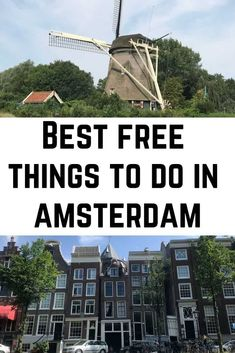 Best free things to do in Amsterdam / amsterdam free things to do in / amsterdam free walking tour / amsterdam free museums / free amsterdam things to do in / what to do in amsterdam bucket lists / amsterdam travel tips / amsterdam on a budget / amsterdam budget travel / amsterdam budget tips / budget amsterdam / where to stay in Amsterdam on a budget / cheap things to do in amsterdam / cheap amsterdam trip / amsterdam travel itinerary / amsterdam travel guide tips / amsterdam budget travel /
