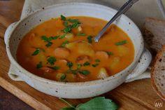 V kuchyni vždy otevřeno ...: Frankfurtská polévka