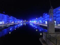 Canal Royal - Sète
