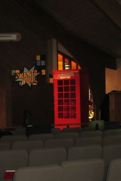 A Little Grace and Mercy: Super Hero VBS Decorations