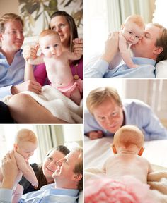Great family session. That redheaded baby...wow, what a cutie!