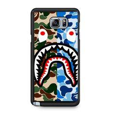Bape Shark Samsung Galaxy Note 5 Case