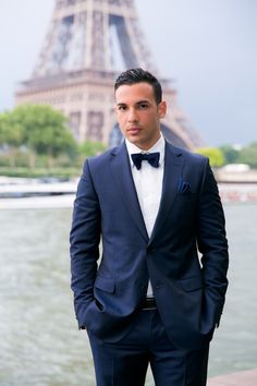 Groom | One and Only Paris Photography