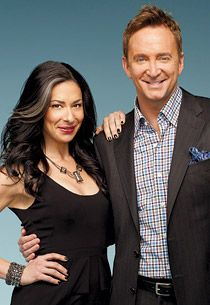 """TLC's """"What Not to Wear"""" came to a close on Friday night (Oct. with Stacy London and Clinton Kelly. I love this show! Always remember color, pattern, texture, shine! Stacy London, Medical School Interview, Clinton Kelly, Favorite Tv Shows, My Favorite Things, Raining Men, Celebs, Celebrities, Dance Moms"""