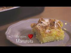 Μπουγάτσα, η γρήγορη! | Mamatsita - YouTube Custard, French Toast, Pudding, Cream, Breakfast, Desserts, Recipes, Food, Youtube