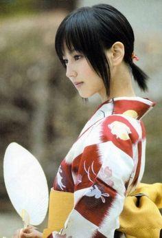 Yukata(浴衣?) is a Japanese garment, a casual summer kimono usually made of cotton…