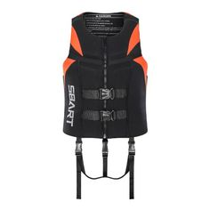 Sbart Adults CE Certified S... Life Jackets, Rowing, Stay Warm, Body Measurements, Black And Grey, Vest, Swimming, Women, Fashion