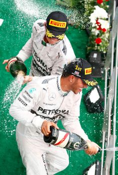 Malaysia GP 2014 - got a feeling we are going to see this all year !