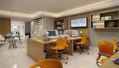 Sala 512 - Sugestão de Sala de Agência de Publicidade