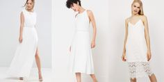 15 vestidos brancos para usar no verão | SAPO Lifestyle