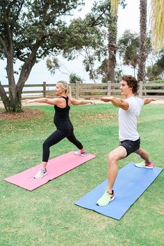 Shape Up: The Stay Fit Pregnancy Workout - Lauren Conrad