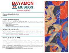Museo de Arte de Bayamón: Julio 2014 #sondeaquipr #mab #bayamon #julio2014 #paralosninos #artepr
