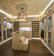 master closet luxury