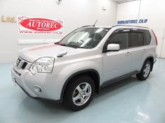 Japanese vehicles to the world: 19654A3N8 2011 Nissan X-trail X 4WD for Kenya to M...