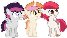 The Next Gen Cutie Mark Crusaders! Mi Little Pony, My Little Pony Friendship, Kilala97, Sweetie Belle, Little Poni, Mlp Comics, Mlp Pony, Equestria Girls, Great Artists