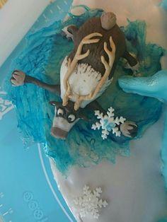 Sven auf Eis :-)