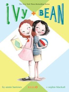 Ivy and Bean (Ivy and Bean Series #1) by Annie Barrows, illustrated by Sophie Blackall. (Chapter Books list)  Find this and others in the series under jSeries: Ivy and Bean.