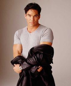 Dean Cain. Haven't always been that impressed with him as a person, but you gotta admit the man is pretty darn pretty.