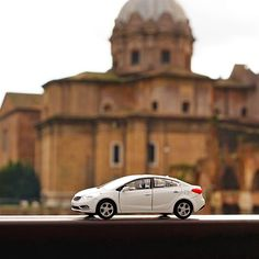 Traveling is brimming with romantic moments - 떠나요, 설렘 가득한 순간으로 - #romanticmoments #letsgetlost #sweet #Rome #Colosseum #Europe #travel #drive #park #car #carsinstagram #diecast #Forte #K3 #KIA