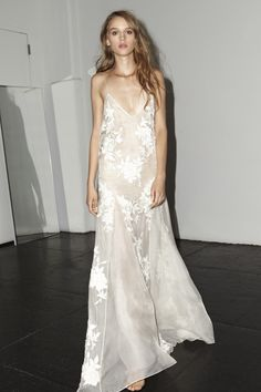 30 Best Slip Dress Wedding Dress Images Wedding Dresses Wedding Gowns Bridal Gowns