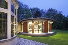 Image result for modern round houses