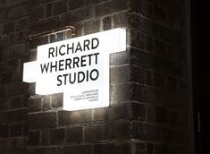 Roslyn Packer Theatre – Signage & Wayfinding – Collider Shop Signage, Signage Board, Office Signage, Wayfinding Signage, Signage Design, Industrial Signage, Sign Board Design, Outdoor Signage, Logo Sign