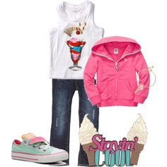 Toddler Girl/Little Girl Fashion