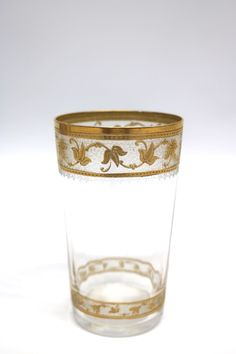 Gorgeous Antique Hawkes Crystal Twist Pedestal Champagne Sherbet Exquisite Craftsmanship; Antiques Glass