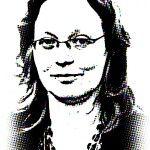 Johanna Janhonen, the main organizer of CMADFI on global CMAD Hangout