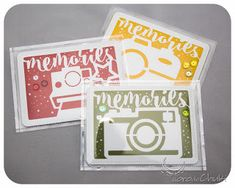 Awesome SVGs: Photo Journaling Cards 2 - Travel Journaling Series