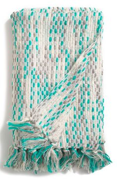 $28.90 Nordstrom at Home Space Dye Throw available at #Nordstrom