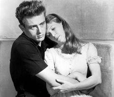 James Dean & Julie Harris, La valle dell'Eden di Elia Kazan. Dal romanzo dei romanzi.