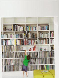 like floor to ceiling shelving