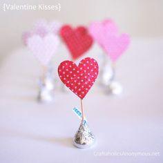 Easy Valentine's day Craft!