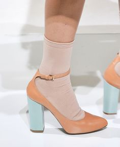 Colorblock heels / marni