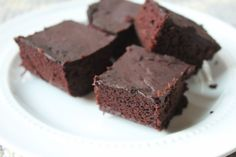 These brownies are delicious. They are chewy, fudgy and moist. The key is to not over-bake them. They will still look wet when it's time to take them out, but they will continue to cook when …