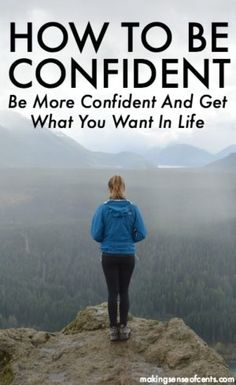 How To Be Confident - Start Gaining Confidence Today