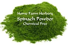 Spinach Powder, Chemical Free, Order ..., Food items in Hart County