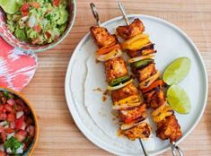 Recettes de cuisine mexicaine simples et rapides   Le Chef Cuisto Barbecue Grill, Grilling, Ratatouille, Tacos, Chicken, Ethnic Recipes, Parfait, Comme, Food