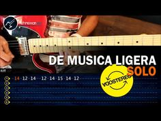 "Cómo tocar ""De Música Ligera"" de Soda Stereo en Guitarra (HD) Tutorial Rasgueo - Christianvib - YouTube"