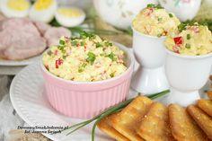 Dania i Potrawy na Wielkanoc: 12 Ciekawych Propozycji na Wielkanocny Stół - Damusia.pl Potato Salad, Mashed Potatoes, Food And Drink, Ethnic Recipes, Kitchen, Kitchens, Whipped Potatoes, Cooking, Smash Potatoes