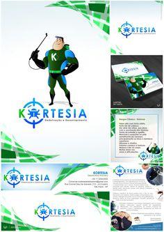 Well Design Studio | Trabalho de Marketing em mídias digitais e impressos, para empresa Kortesia, cliente Kaique da Silva.